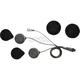 SMH5 Bluetooth 3.0 Communicator Slim Helmet Speakers for SMH5 Communicators - SMH5-A0307
