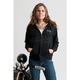 Womens Stone Cold Zip Hoody