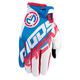 Red/White/Blue SX1 Gloves