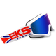 Red/White/Blue GOX Limited-X Goggles - 067-10750