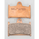 Double-H Sintered Metal Brake Pads - FA236HH