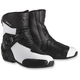 Black/White SMX-3 Vented Boots