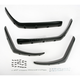ATV Black Fender Flares - 4950020