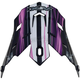 Black/Fuchsia Multi Inferno FX-17 Visor - 0132-0802
