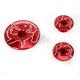 Red Engine Plugs - 32-0101-00-10