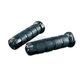 Black ISO Grips for Models w/OEM Heated Grips - 6383