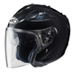 Black FG-Jet Helmet