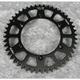 Black Anodized Rear Works Triplestar Aluminum Sprocket - 5-361948BK