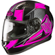 Neon Pink/Black CL-17 MC-8 Striker Helmet