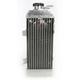 Right X-Braced Aluminum Radiator - MMDBCRF450R09RX