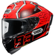 Red/Black X-Fourteen Marquez 4 TC-1 Helmet
