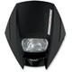 Black Road Warrior Headlight - 2001-0479