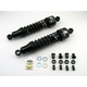 Black 412 Series American-Tuned Gas Shocks w/o Cover - 75/120 Spring Rate (lbs/in) - 412-4009B