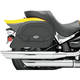 Cruisn Slant Saddlebags - 3501-0438