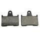Organic Kevlar Brake Pads - 1720-0469