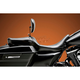 Smooth Maverick Seat w/Backrest - LK-957BRS