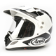 White/Black Explore XD4 Helmet