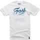 White Fast T-Shirt