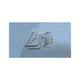 Chrome Saddlebag Support Brackets - DS-110845