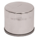 Chrome Oil Filter - 87170