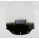 Gradient Black Tall Vented Windshield - 2312-0160