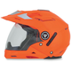 Safety-Orange FX-55 7-in-1 Helmet