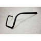 Black 1 in. Wide Ultra Classic-Style Handlebars - 650-38196