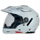 Pearl White FX-55 7-in-1 Helmet