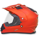 Safety Orange FX-39DS Helmet