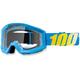 Cyan Strata Goggle w/Clear Lens - 50400-012-02
