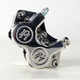 Polished 4-Piston Caliper (125 x 4s) - 0052-2200P