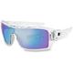 Clear/Blue Mirror Paragon Sunglasses - EPAR002