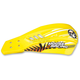 Yellow Qualifier Handguards w/Aluminum Mounting Hardware - 0635-1074