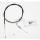 Black Vinyl Throttle Cable - 101-30-30012-03