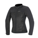 Womens Black Eloise Air Jacket