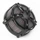 Black Mach 2 CO-AX Air Cleaner Kit - 9573