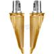 Gold Speedpegs Footpegs - SM-HDSP4001G
