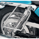 Chrome Saddlebag Support Brackets - 3501-0159