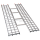 Tri-Fold Adjustable Aluminum Ramp - 3910-0008