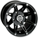 Gloss Black Type 387X Wheel - 0230-0451