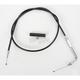 Alternative Length Black Vinyl Throttle Cables - 0650-0402
