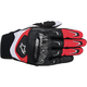Red/Black SMX-2 Air Carbon Gloves