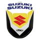 Suzuki Front Fender Graphic Kit - 19-30420