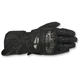 Black SP-1 Leather Gloves