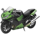 2011 Kawasaki ZX-14 1:12 Die-Cast Sport Bike Model - 57433B