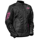 Women's Magenta/Black Prism Jacket