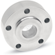Rear Pulley Spacer - 1201-0104