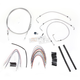 Braided Stainless Steel Cable/Line Kit - B30-1091