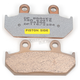 Standard Sintered Metal Brake Pads - DP116