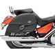 Rigid-Mount Specific-Fit Drifter Teardrop Saddlebags - 3501-0469